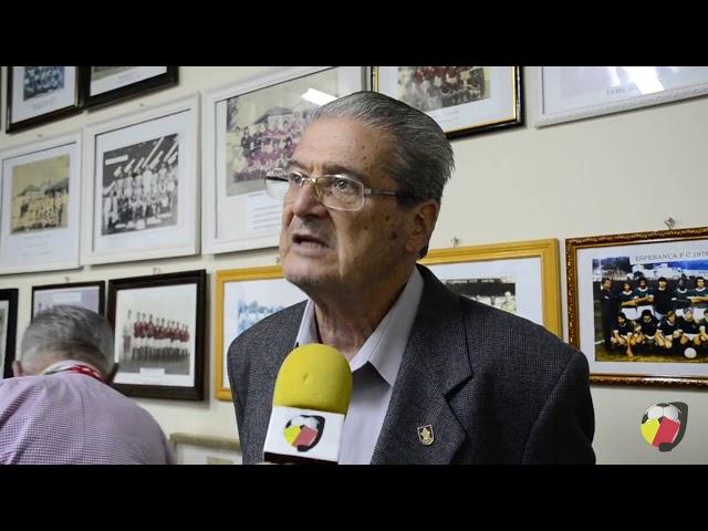Homenagem Friburgo F.C- Luiz Fernando Bachini