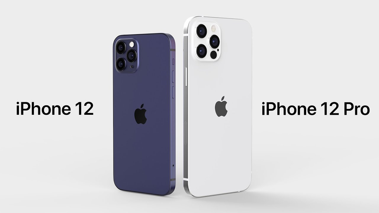 iPhone 12/12 Pro: The final details! Everything we know