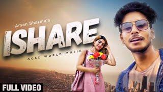 ishare-full-video-ami-nikku-sunidhi-rishabh-latest-punjabi-songs-2019-gold-world-music