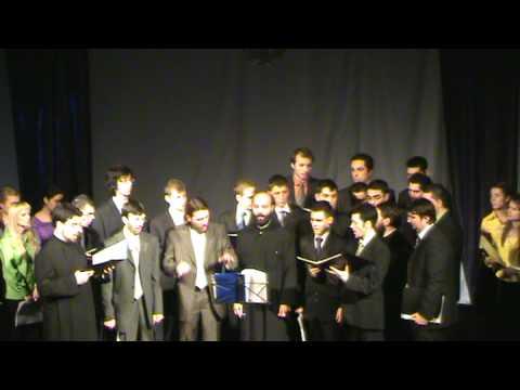 Promotia 2009 Muzica Religioasa si Pedagogie Muzicala- Academia Nationala de Muzica Bucuresti
