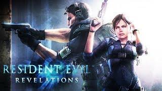 RESIDENT EVIL: REVELATIONS All Cutscenes (Game Movie) 1080p 60FPS