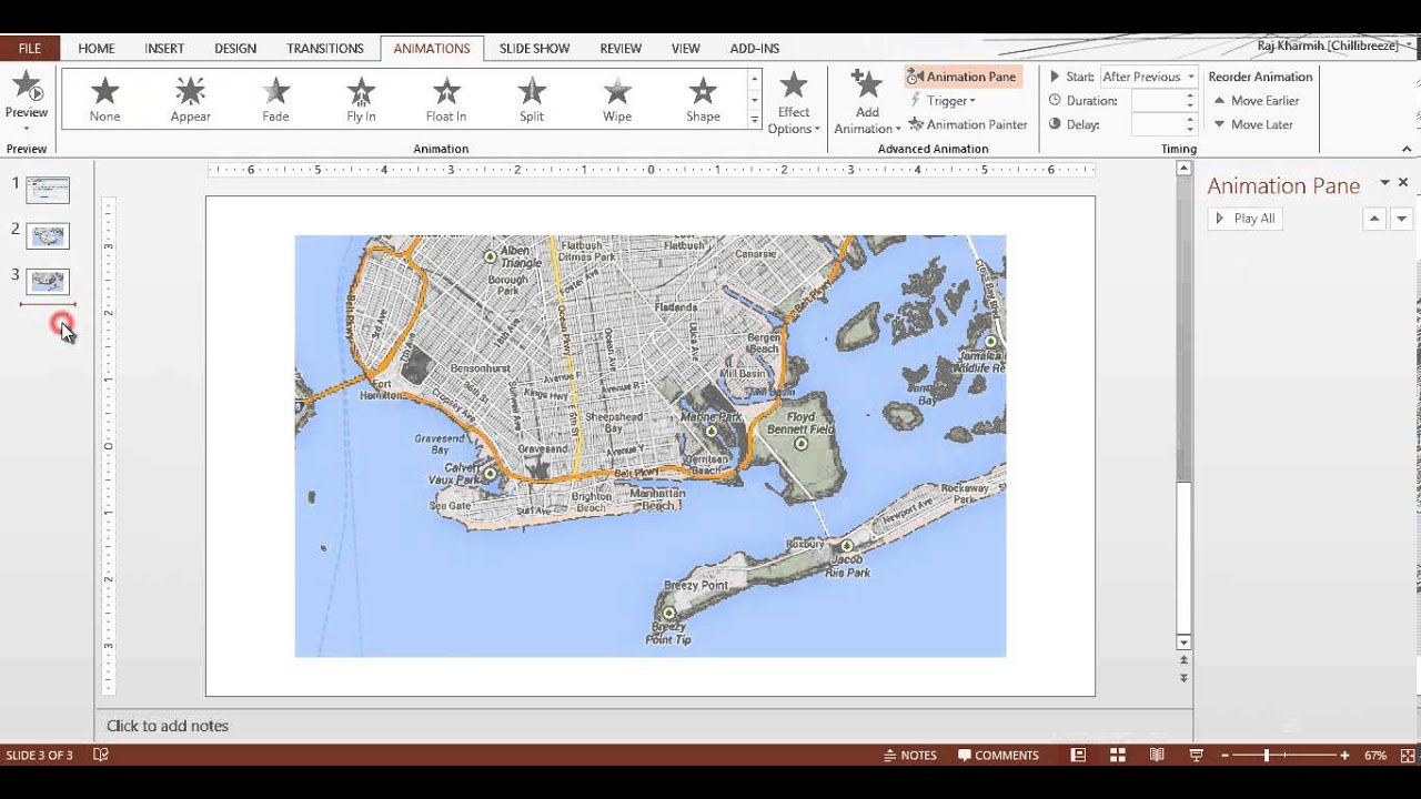 how to get a powerpoint on zoom