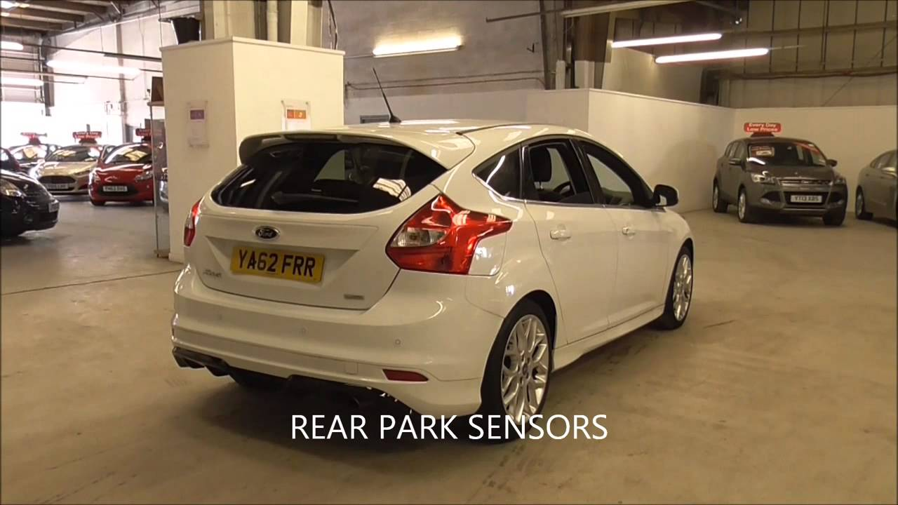 ford focus 1.6 182 ecoboost zetec s 5dr u17533 - youtube