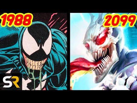 The Evolution Of Venom Explained