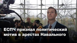 Интервью Алексея Навального после решения ЕСПЧ