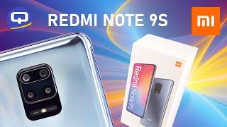 Xiaomi Redmi Note 9S полный обзор. Очередной хит продаж?/ QUKE.RU /