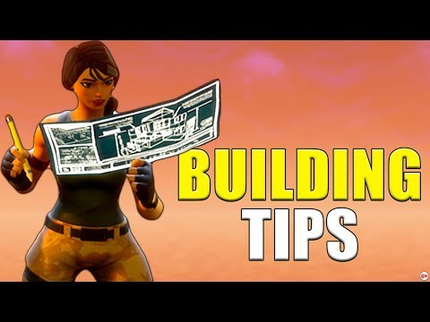 WOOD is BETTER than METAL! (Fortnite Tips & Tricks: Building
