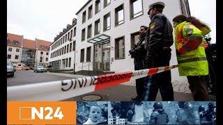 Geiselnahme in Pfaffenhofen: Angestellte in Jugendamt wird mit Waffe bedroht