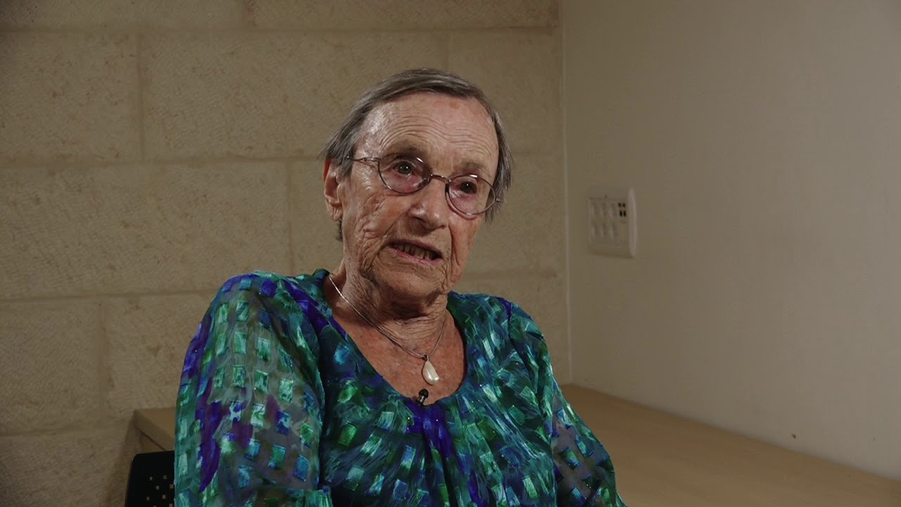 Testimony of Mrs. Sarah (Sabcha) Saaroni (Fishman/ Fiszman) about the Holocaust