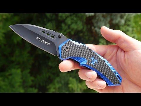 Böker Cobalt Strike Messer im Test