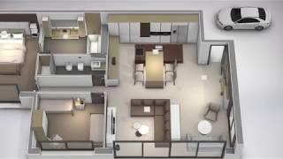 Smart Home mit den Alexa-fähigen Hama Smart Home Produkten
