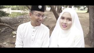 Solemnization of  AZNI & SHUHADA