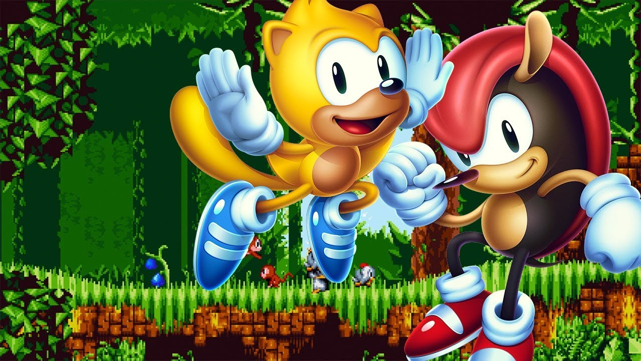 Sonic Mania Plus - 13 Minutes of Encore Mode Gameplay With