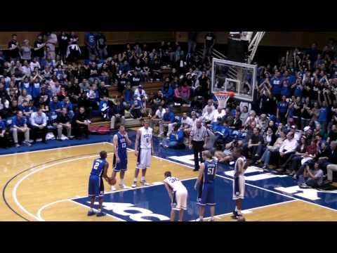 Duke Basketball Countdown to Craziness 2009 Recap
