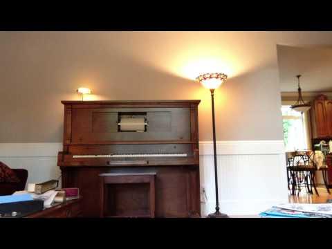 """PLAYER PIANO: """"In Sudan"""""""