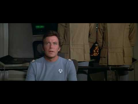 Star Trek I The Motion Picture 1979  Warp 1, out there, that way!