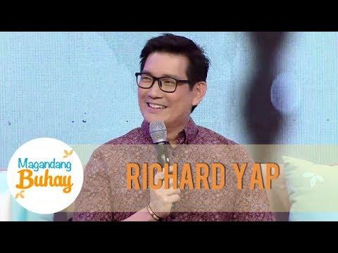 Richard Yap feels pressured in joining Kadenang Ginto | Magandang Buhay