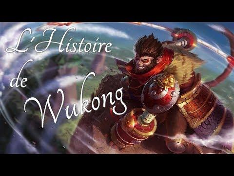 League of Legends - L'histoire de Wukong, Roi des Singes