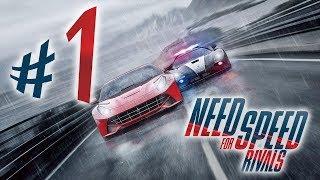 Need For Speed : Rivals - Parte 1: Rachas e Perseguições! [Playthrough Dublado em PT-BR]