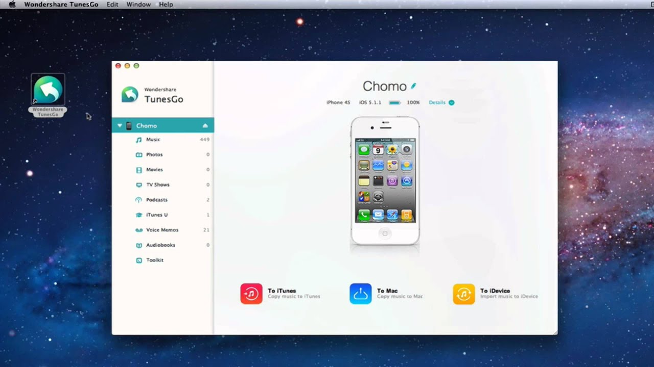 how to add files from macbook to iphone