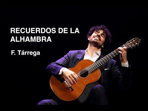 Recuerdos De La Alhambra - Tarrega. Pablo Sáinz-Villegas - LIVE At Kimmel Center