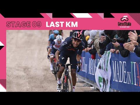Giro d'Italia 2021 | Stage 9 | Last Km