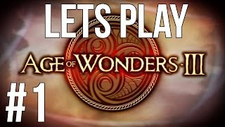 LETS PLAY AGE OF WONDERS 3 | EPISODE 1