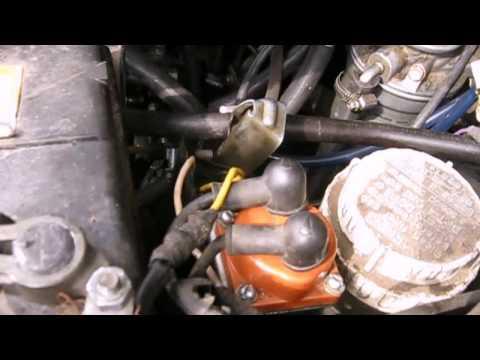 видео: замена реле свечей накаливания Мицубиси паджеро (mitsubishi pajero),с двигателем  4м40 на ЗиЛовский