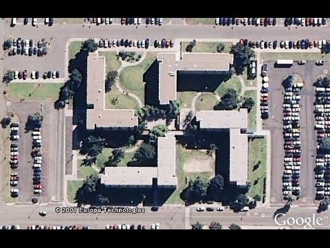 15 erschreckende Google Earth Funde