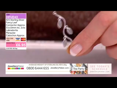 JewelleryMaker LIVE 30/06/17: 6PM - 10PM