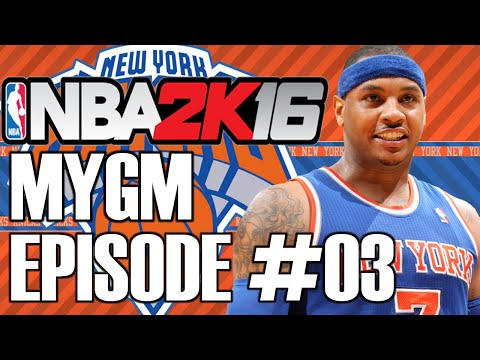 "NBA 2k16 MyGM: #03 ""Back to Reality"""