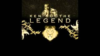 Legend - Ken Boothe (Full Album)