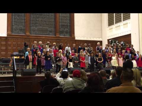 Go Tell it on the Mountain -  Redlands Christian School - Christmas Concert