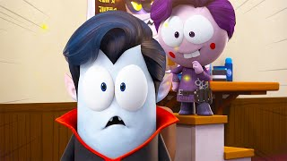 KongKong's Beauty Salon | Spookiz Cookie | Cartoons for Kids