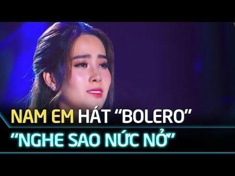 Nam Em | Giọng hát da diết của người đẹp Nam Em qua ca khúc 'Tiếng Thạch Sùng'