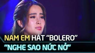 Giọng hát da diết của người đẹp Nam Em qua ca khúc 'Tiếng Thạch Sùng'