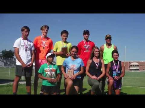 Omaha South XC Camp 2017