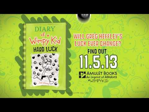Diary Of A Wimpy Kid Hard Luck Book 8 Youtube