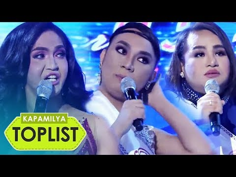 Kapamilya Toplist: 15 wittiest and funniest contestants of Miss Q & A Intertalaktic 2019  - Week 1