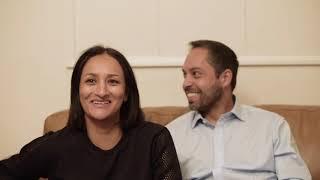 Sharon and Harj - Parents