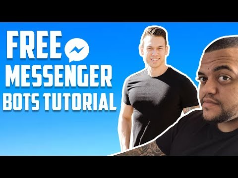 How To Use Messenger Bots For Your Business (Manychat Tutorial Step By Step)