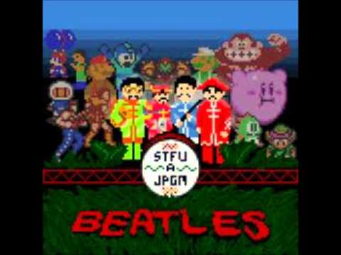 The 8-Bit Beatles - Sgt. Pepper's Lonely Hearts Club Band