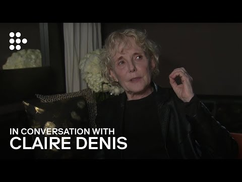 Juliette, is that you giving kisses?: An Interview with Claire Denis