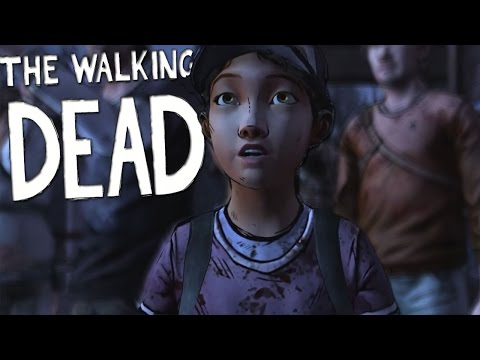 I CAN'T BELIEVE HE'S ALIVE! | The Walking Dead Season 2 [EP2][P2]