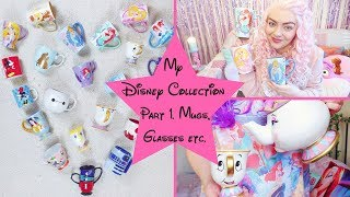 'My Disney Collection' Series Pt1. | Disney Mug Collection & Giveaway!