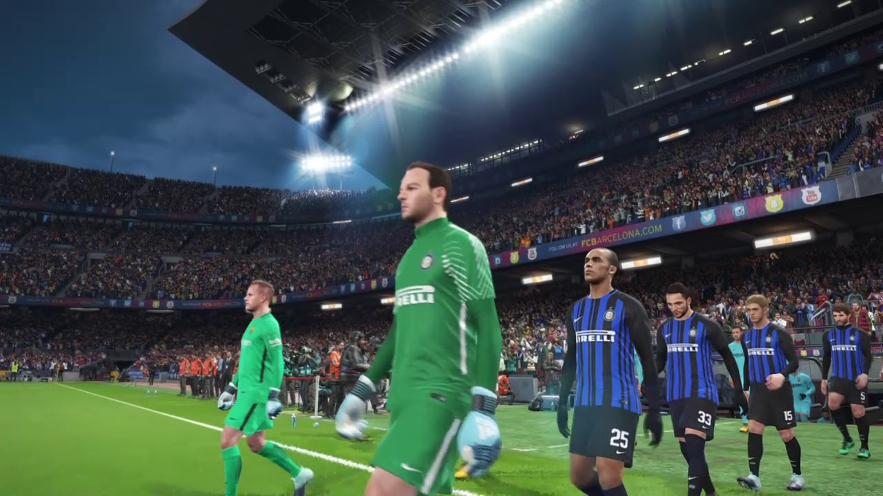 Pro Evolution Soccer 2021 Demo