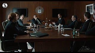 Zero Dark Thirty Meeting Scene