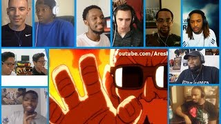Goodbye roshi !!! dragon ball super episode 105  preview roshi sacrifice reactions mashup