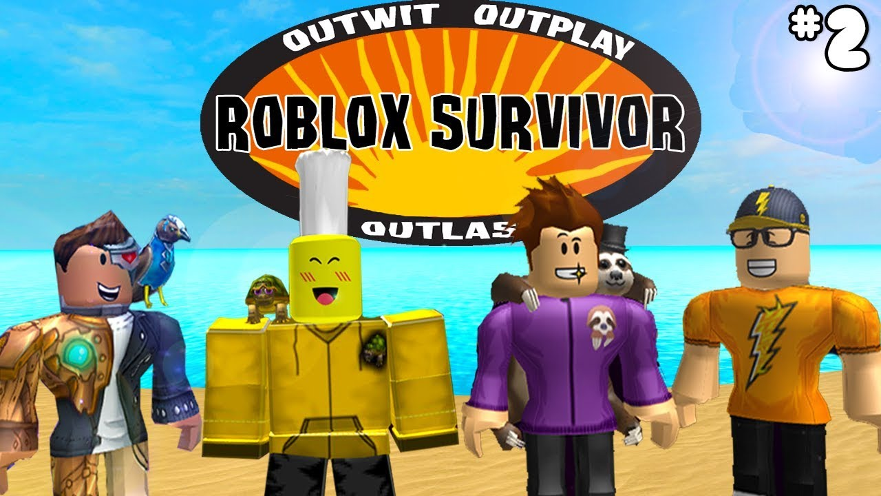 Tofuus Roblox Password: YOUTUBER ONLY ROBLOX SURVIVOR (Episode 2)