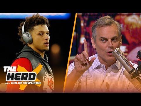 Blazin' 5: Colin's picks for 2018-19 NFL Week 11 | NFL | THE HERD